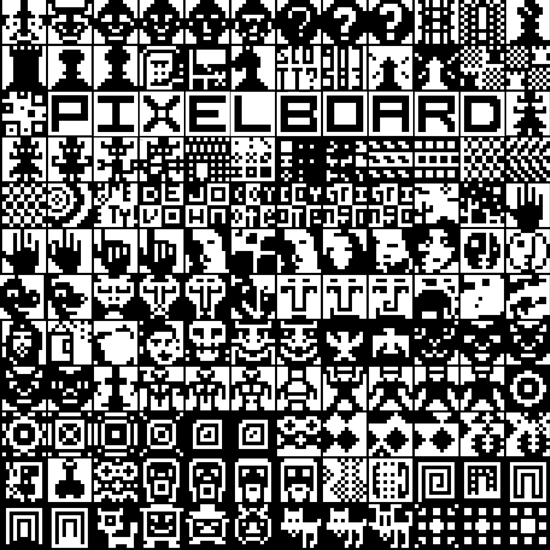 Pixelboard