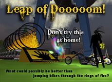 Leap of Doom!